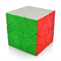 Curvy Copter III Stickerless Magic Cube Speed Puzzle Cubes 60mm