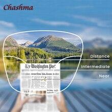 디지털 프로그레시브 아이 렌즈 Photochromic 안티 블루 레이 렌즈 처방전 1.56 색인 1.61 얇은 1.67 유리 Multifocal