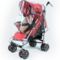 Envío gratis cochecitos sillas de paseo Universal del carro de bebé a prueba de agua polvo cubierta de la lluvia parabrisas ATRQ0144
