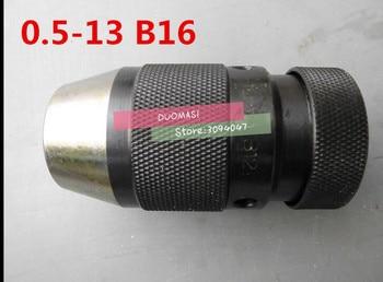 цена на Taper B16(1-13), 0.5-13mm Medium-sized keyless drill chuck closefisted drill chuck