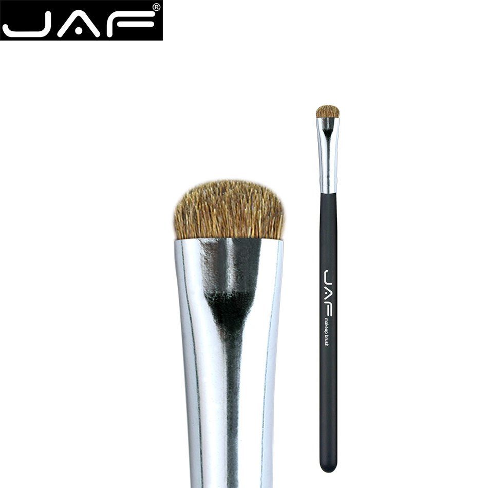 1 Piece smudge brush Small eye shadow brush professional shoter shader Brushes horse hair eye makeup brush Free Shipping 4219 ...