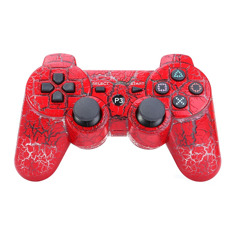Original 3 Color Wireless Game Controller Bluetooth Gamepad For Playstation 3 For PS3 Controle SIXAXIS Joystick