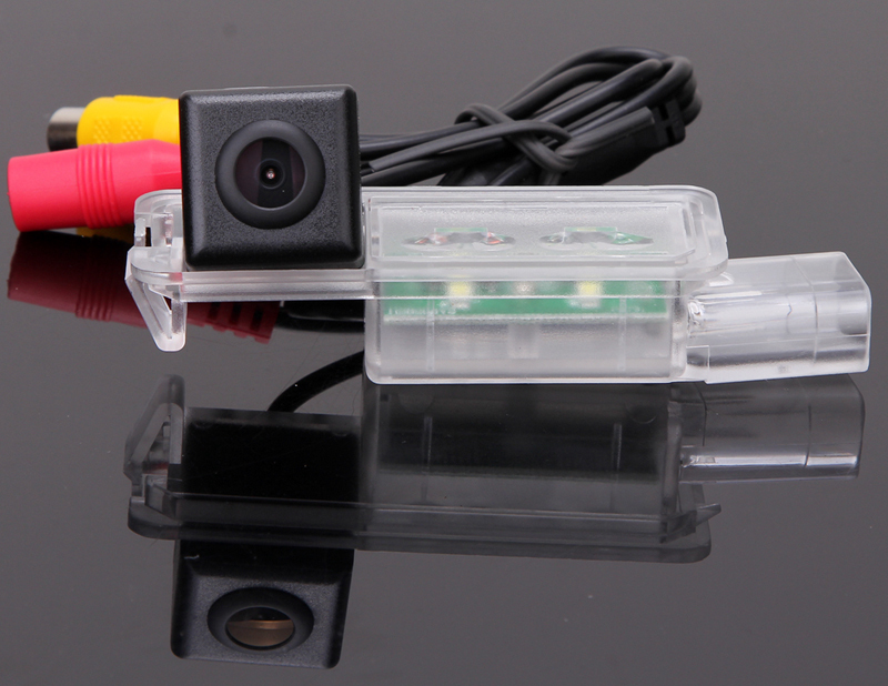 CCD Car Rear Camera for VW B7 B7L CC Golf 6 GTI 2013 Reverse Backup Review Reversing Parking Kit with Night Vision Free Shipping image