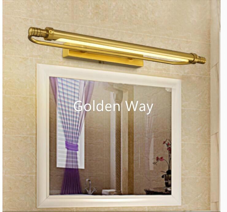Vanity Luzes do Espelho Do Armário 100%