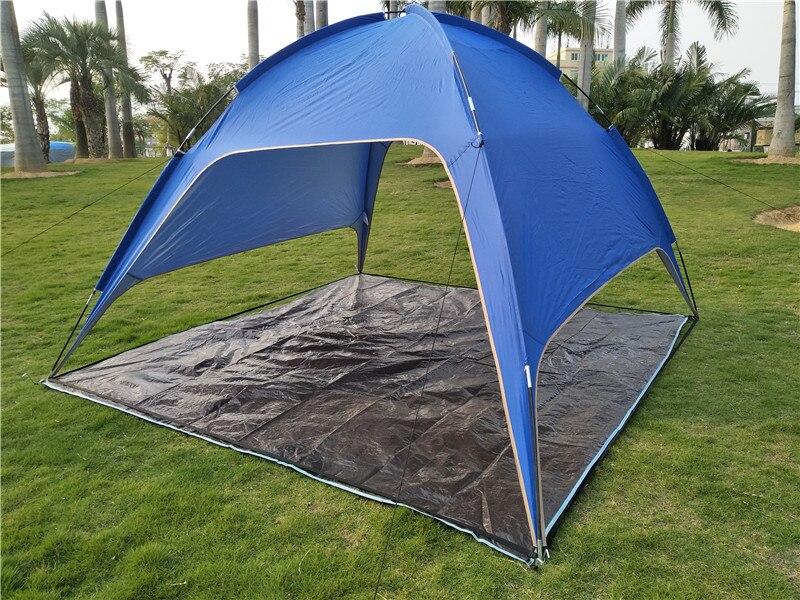 Pêche Pique-Nique Plage Tente Pliable Voyage Camping Tente avec Sac UV Protection Plage Tente/tente de plage d'été comprennent des tapis