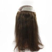 Части волос и Toppers