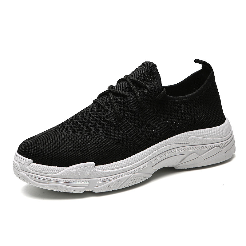 new product d164c 6c327 US $12.95 52% OFF 2019 Brand Fashion Men Summer Sport Sneakers Black Red  Grey Size 39 44 Soft & Durable Soles Man Breathable Casual Shoes-in Men's  ...