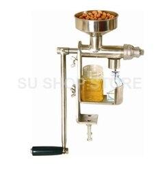 Ręczna maszyna do tłoczenia oleju domowy przyrząd do wyciskania oleju orzechy orzechowe nasiona maszyna do tłoczenia oleju