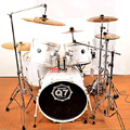 Professional Jazz Drum, JAZZOR drum, High-end MES Q7 drum, 5-drum kit 2 cymbals, percussion,birch Wood drum musical instruments