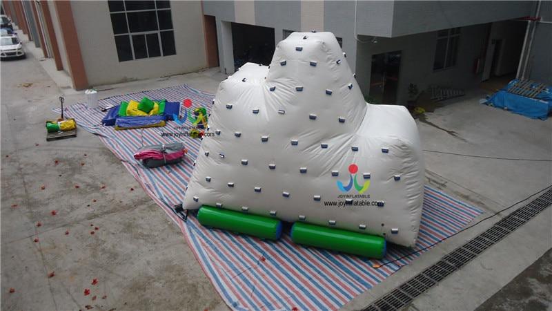 6X5X4.5 M Popüler Şişme Tırmanma Su Oyunu / Yetişkinler Için - Eğlence - Fotoğraf 2