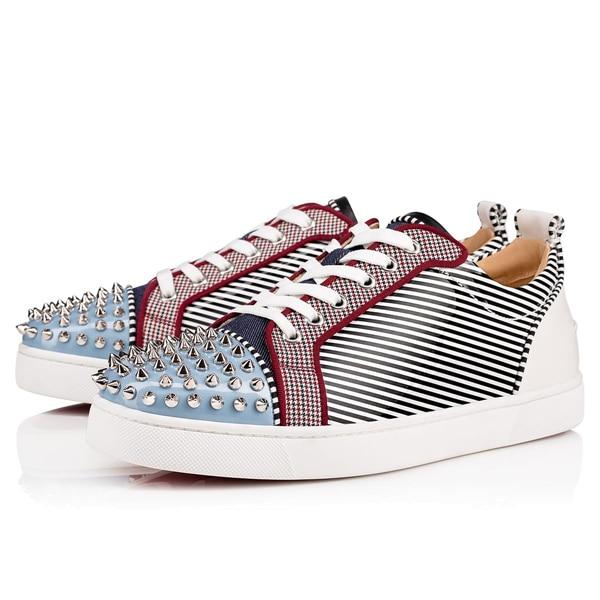 New Arrival Men/'s Shoes Fashion Sneakers rivets outdoor shoes szie 38-44