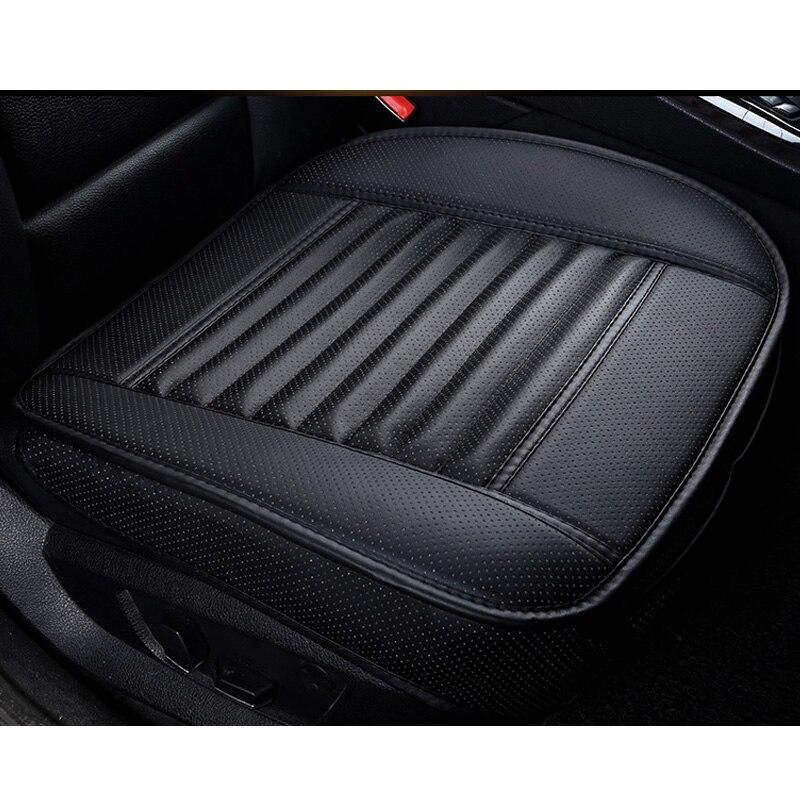 Универсальный искусственная кожа автокресло Pad, подушки сиденья авто, слайд подушки сиденья автомобиля, автомобильные аксессуары Чехлы для...