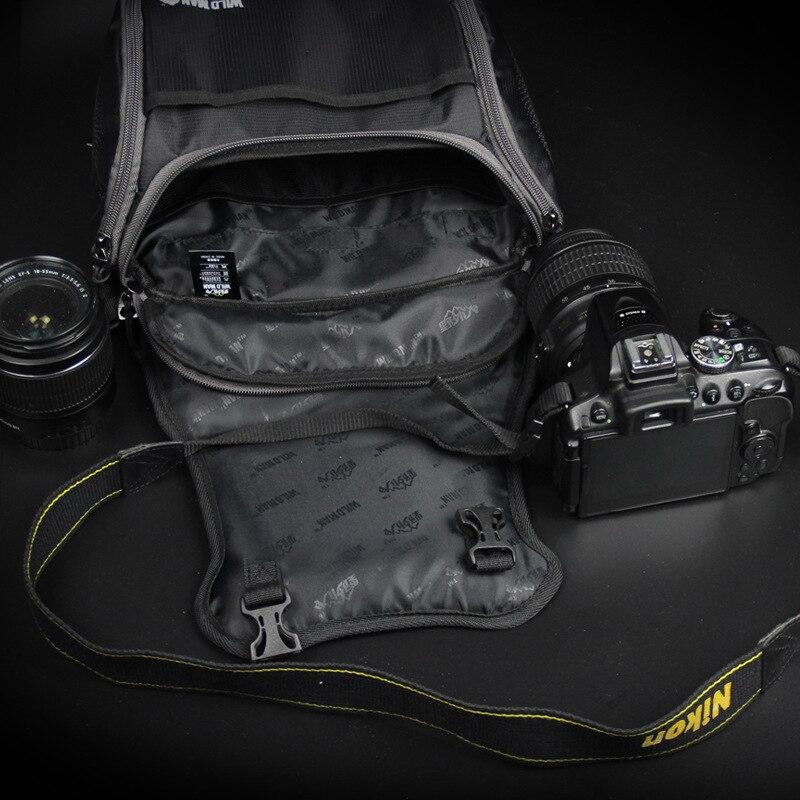 Waterproof Bike Bag Large Capacity Bicycle Handlebar Front Tube Camera Bag Pack