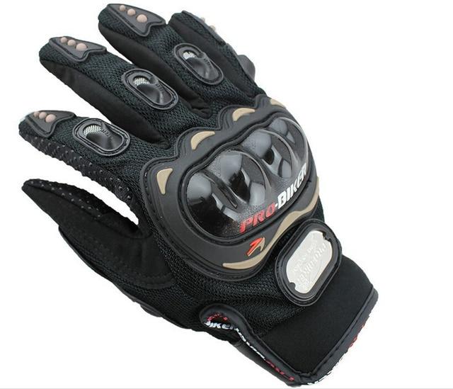Перчатки с защитой суставов