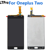 100 Warranty Working Black Mobile Replacement For Oneplus Two Oneplus 2 LCD Display Touch Screen Digitizer