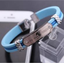 Fairy Tail Leather Bracelet (7 styles)