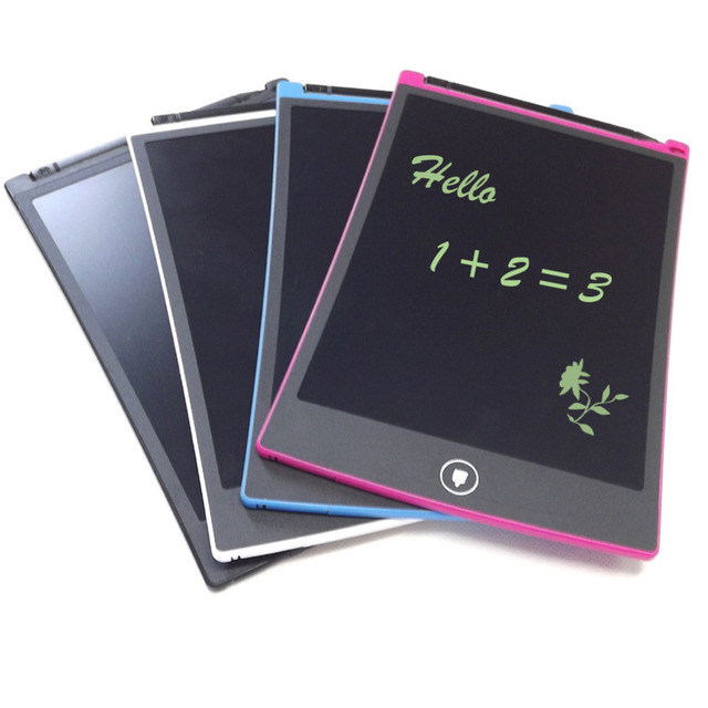 Drawing Toys Lcd Writing Tablet Erase Tablet Electronic Paperless