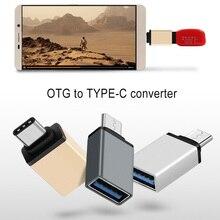Кабель-адаптер type-C для USB 3,0 OTG для samsung huawei P20 OTG SD998