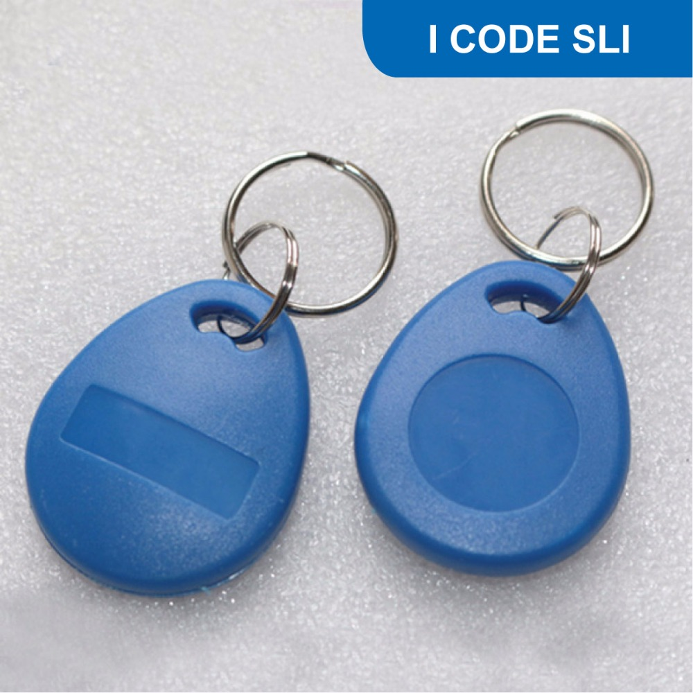 KT05 RFID Key Tag, RFID Key Fob for access control, NFC Tag RFID Token With ISO15693 13.56MHz I CODE SLI Chip 13 56mhz nfc key fob ntag215 key fob nfc tag nfc forum type2 tag