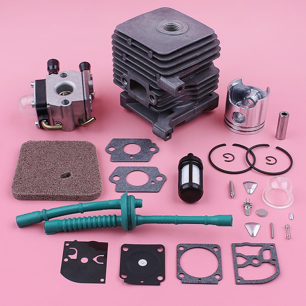 Kit de clapet anti-retour pour tuyau d'amorce pour tuyau de filtre à essence pour Stihl FS38 FS45 FS46 FS55 FC55 HL45 coupe gazon pièce de rechange