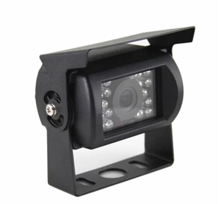 Car-Rear-View-Camera Backup Wide-Angle Reversing Parking Night-Vision Waterproof IR LED