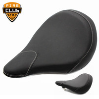 Seat Covers Motorcycle Black Front Driver Solo Riders Seat Saddle For Yamaha Bolt XV950 XVS950 C/R 2014 2017 16 15