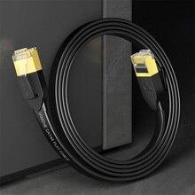 PY12 Samzhe Ethernet кабель Rj45 Lan Cat6 плоский кабель сетевое оборудование Ethernet Патч компьютерный маршрутизатор ноутбука
