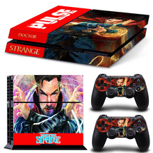 New sticker for PS4 Skin Sticker For Sony Playstation 4 PS4 Console protection film and Cover Decals Of 2 Controller