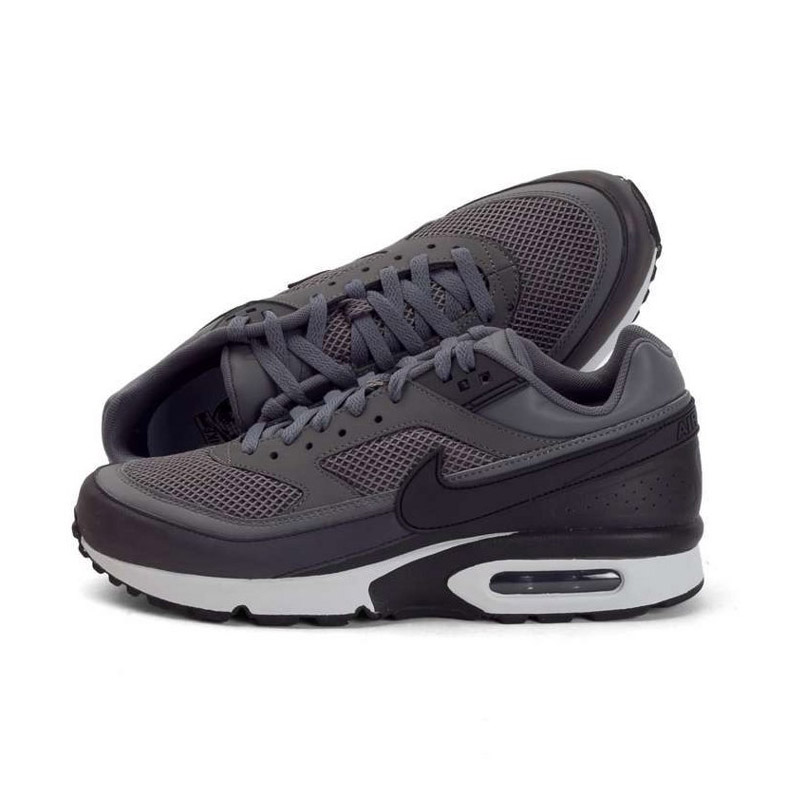 87c55ac0026c Original Authentic Official Nike Air Max BW 3M Dark Grey Men s Breathable  Running Shoes Sports Sneakers Outdoor Durable 881981-in Running Shoes from  Sports ...