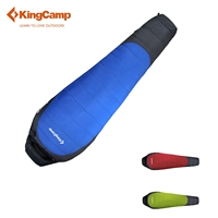 KingCamp Lazy Bag Compact Lite 850 Warm ULtralight Mummy All Season Sleeping Bag For Camping Backpacking