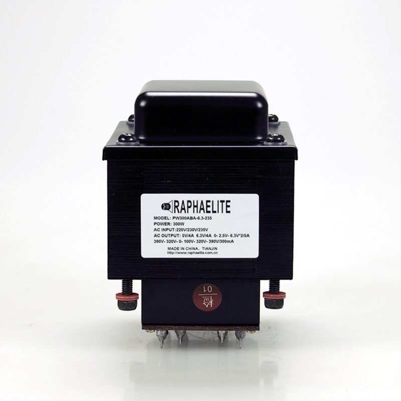 Raphaelite power transformer PW300ABA 6 3 235 6550 300B regulated filament 2A3 KT88 full biliel rectification