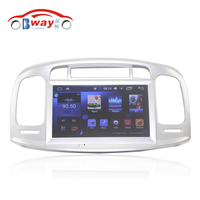 Bway 8 2 Din Car Radio For Hyundai Accent 2006 2011 Quadcore Android 6 0 1