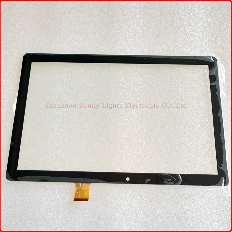 New For 10 1 Inch ZJ 10039A Touch Screen Digitizer Sensor Tablet PC Replacement Front Panel