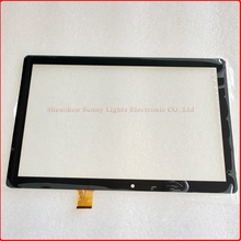 "Nueva Pantalla Táctil De 10.1 ""Pulgadas ZJ-10039A Sensor Digitalizador Tablet PC de Reemplazo Del Panel Frontal de Alta Calidad"