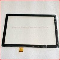 Nieuwe Voor 10.1 ''Inch ZJ-10039A Touchscreen Digitizer Sensor Tablet PC Vervanging Voorpaneel Hoge Kwaliteit