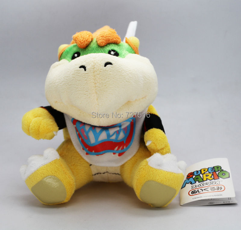 Tv Movie Character Toys And King Koopa Goomba Ghost Plush