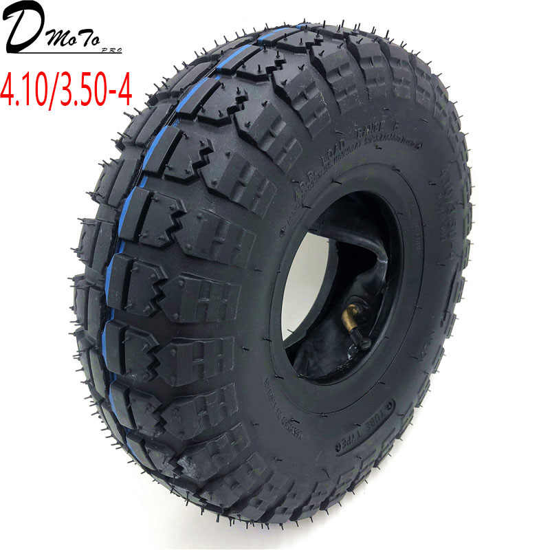 4.10/3.50-4 Band Scooter band Mini ATV wheel tyre 3.50-4 Binnenband fit voor Kenda wiel Banden Trolley