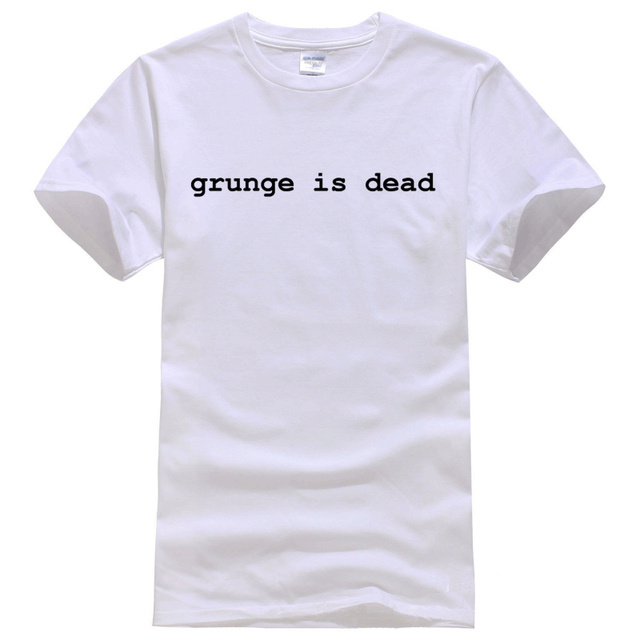 Grunge est Mort kurt cobain, nirvana, 90 s, rock, graphique T shirt ... 5138e3e41b8d