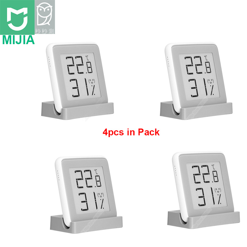 Xiaomi Ink-Screen-Meter Temperature-Humidity-Sensor Moisture Digital E-Link High-Precision