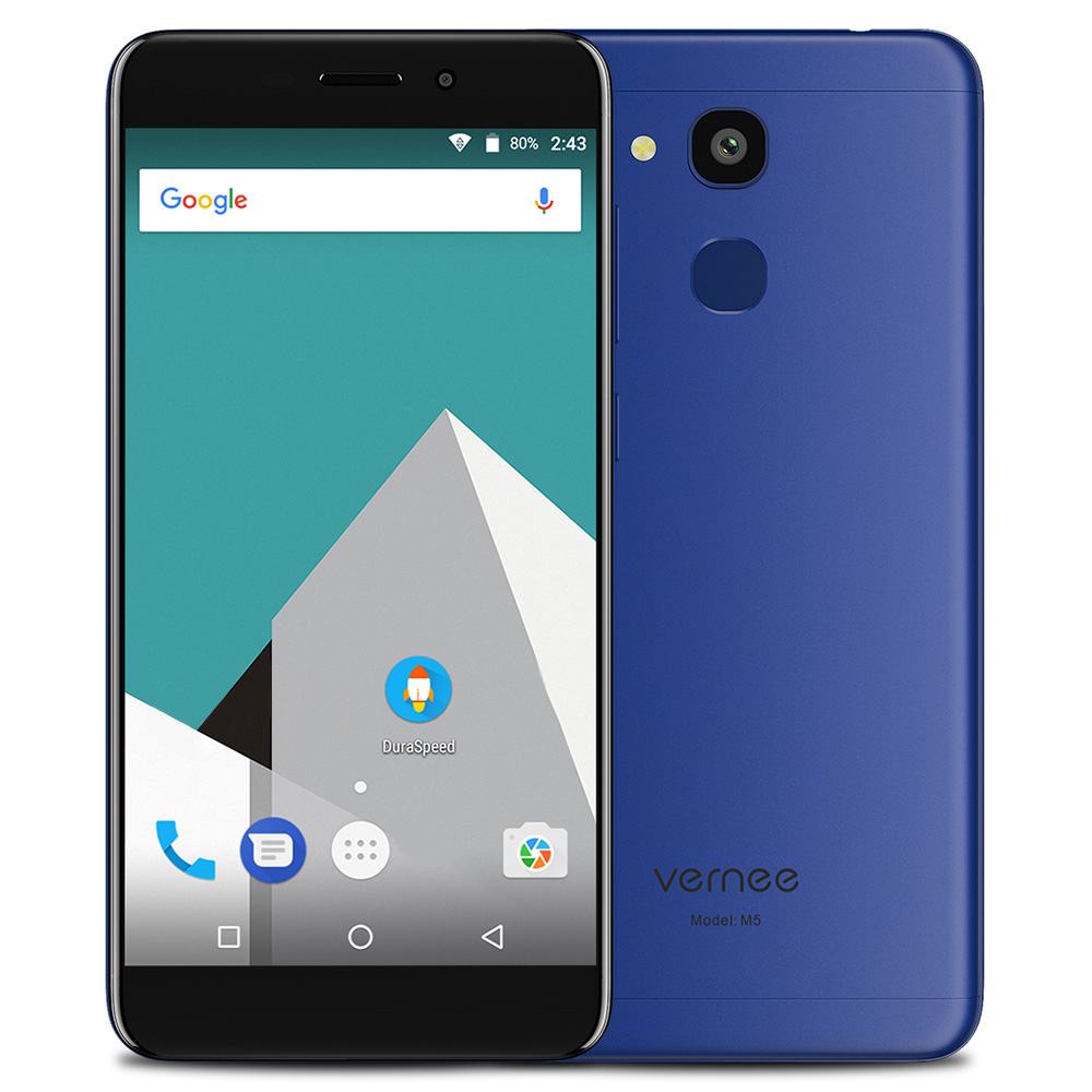 Original Vernee M5 4G Mobile Phone Android 7 0 5 2 IPS Octa Core 4GB 64GB