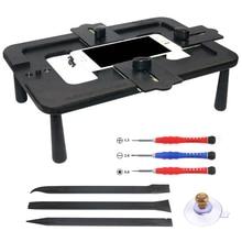 Positionierung Leuchte Kaisi 7 Zoll Universal Handy LCD Spann Unter Bildschirm laminieren Leuchte Reparatur Hand Tool Kit