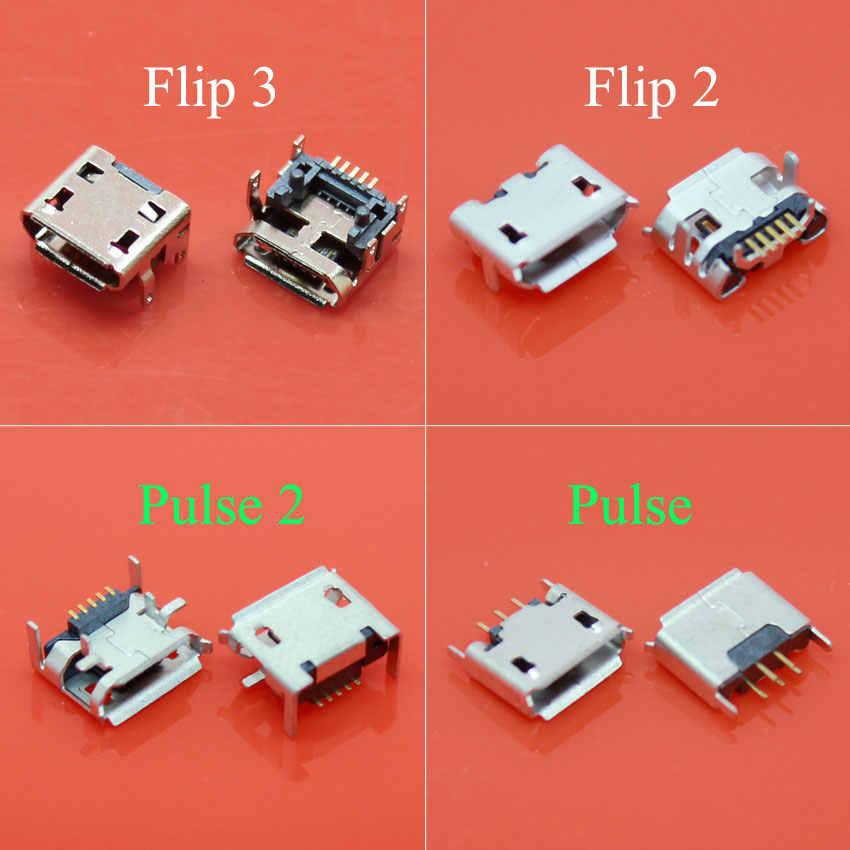 10 шт./партия для JBL Charge Flip 3 2 Pulse 2 Bluetooth динамик Женский 5 pin 5pin Micro USB разъем для зарядки порт разъем