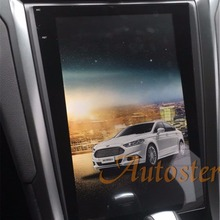 "Tesla стиль чистый Android 9,0 12,"" автомобиль без dvd-плеер gps навигация для Ford Mondeo Fusion MK5 2013+ стерео Авто Блок мультимедиа"