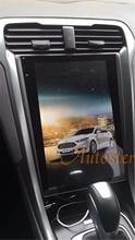 Тесла стиль чистый андроид 12,1 «автомобиль без dvd-плеер gps навигации для Ford Mondeo Fusion MK5 2013 + стерео автоматическое устройство мультимедиа