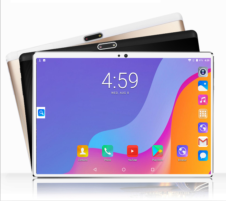 4G LTE Tablet Wifi Android Octa-Core 10-1280x800 MTK8752 PC IPS With Pen Gift Original