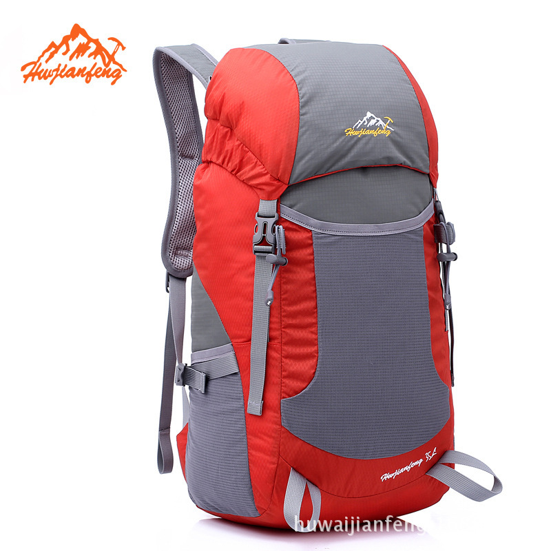 2017 high quality travel backpack backpack nylon bags 65 l waterproof best wearproof leisure bag large capacity Travel bag candy color large capacity waterproof nylon backpack brand high quality fresh leisure and travel bag contrast color stripe bag