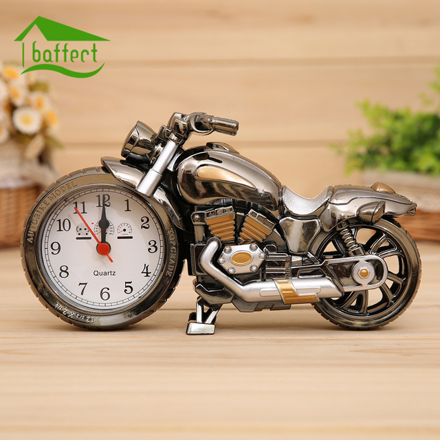 Coole Uhren Schreibtisch Familie Dekoration Wecker Klassische