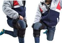 Детский овертактный антигивертный Ортез Скоба регулируемое колено костяшки бинт для фиксации при переломах