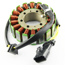 Motorcycle Ignition Magneto Stator Coil for Polaris MSX 150 110 2004 Engine Generator