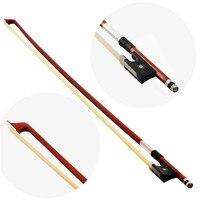 Violin Parts 4 4 Brazilwood Stick Violin Bow Frog